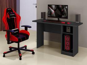 Mesa para computador gamer nv preto