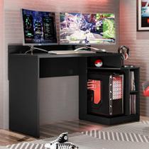 Mesa para Computador / Gamer Play Preto Fosco