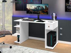 Mesa para Computador Gamer Potente Moveis branca