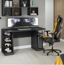 Mesa para computador gamer xp preta