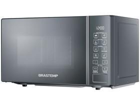 Micro-ondas Brastemp Inox 20L Espelhado BMS20 AR