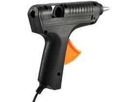 Mini Aplicador Pistol.a Para Cola Quente 40w Média Bivolt 110v/220v Para Injetar Cola Quente