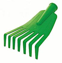 Mini Vassoura Ancinho Verde Sem Cabo Trapp Fj 1030