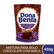 Mistura para Bolo Chocolate com Avela Dona Benta 450g