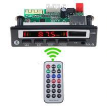 Modulo Bluetooth 5.0 mini FM USB MP3 p amplificador CX ativa