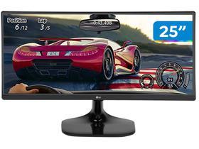 """Monitor Gamer 75Hz Full HD 25"""" LG 25UM58G"""