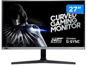 "Monitor Gamer Samsung LC27RG50FQLXZD 27"" LED - Curvo Widescreen Full HD 4ms"