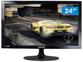 """Monitor Gamer Samsung S24D332H 24"""" LED Full HD"""