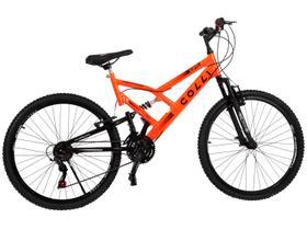 Mountain Bike Aro 26 Colli GPS 148.12 Aço V-Brake