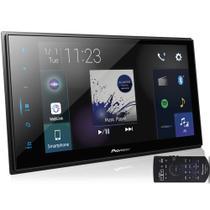 Multimídia Pioneer DMH-ZS8280TV 2Din 8 polegadas Touch Bluetooth TV Espelhamento USB FM Weblink