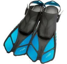 Nadadeira para natação cressi italiana blulove