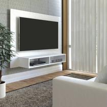 Painel para TV até 42 Polegadas com Suporte Universal Flash Artely Branco