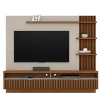 Painel para TV até 65 polegadas Ripado Araruna Linea Brasil