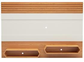 Painel Suspenso Havi cor Off White com Freijo 2,20 MT (LARG) - 57152