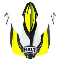 Pala / Aba Capacete Helt 631 Cross MX Neon Original