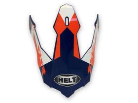 Pala / Aba Capacete Helt 631 Cross MX Traction Original
