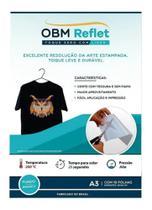 Papel OBM Reflet Toque Zero C/Liner Pct C/10 Folhas A3