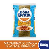 Parafuso Ovos Dona Benta 500g