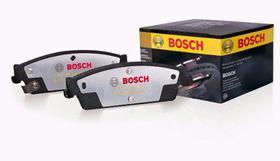 Pastilha Freio Bosch Cerâmica Dianteira/traseira Jetta/Passat/Tiguan/Audi A3 BN1107/BN1108