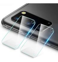 Pelicula Vidro Protetora Pra Lente Camera Samsung Galaxy S20