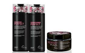 Perfect Shampoo e Condicionador e Máscara Perfect