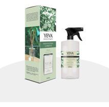 Perfume P. Ambiente + Água Perfumada Yeva Alecrim