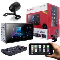 Pioneer Central Multimídia Dmh-z6380tv 6.8'' Usb Tv Digital Wifi Bluetooth + Câmera
