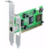 Placa de Rede D-LINK PCI Gigabit 10/100/1000 MBPS LOW Profile - DGE-528T