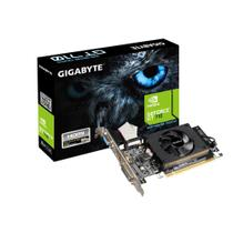 Placa De Video Gigabyte Geforce Gt 710 2gb Ddr3 64-bits Pci-e 2.0 Gv-n710d3-2gl Rev 2.0