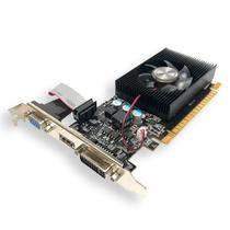 Placa de vídeo - NVIDIA GeForce GT 730 (4GB / PCI-E) - Afox AF730-4096D3L6