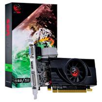 Placa de vídeo - NVIDIA GeForce GT 730 (4GB / PCI-E) - PCYes PA7304DR564LP