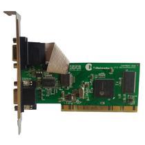 Placa Video Mult Tn502 Pci 2 Video Thinnetworks Nova