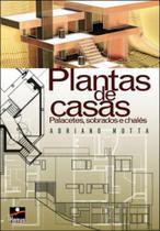 Plantas de casas - palacetes, sobrados e chales - HEMUS - POD