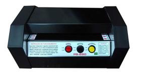 Plastificadora ps 280 profissional com rolos de silicone /bivolts 110 e 220 volts