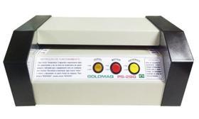 Plastificadoras profissional Ps-280 com rolos de silicone e reverso /bivolts - Goldmaq