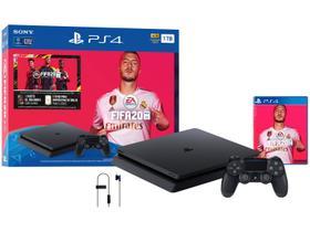 Playstation 4 1TB 1 Controle Sony