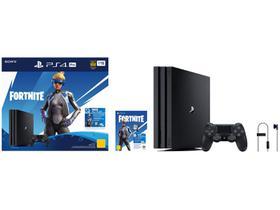 Playstation 4 Pro 1TB 1 Controle Sony