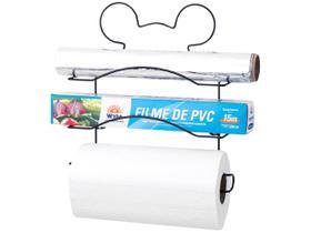 Porta Rolo Triplo Arthi Disney