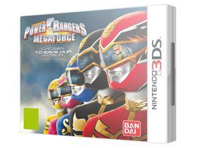 Power Rangers Mega Force para Nintendo 3DS