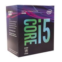 Processador Intel Core i5-9400 S1151 2.9Ghz 9MB BOX