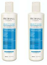 Prohall Escova Progressiva Select One Sem Formol 2x300ml