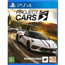 Project Cars 3 PS4 - Slightlymad Studios