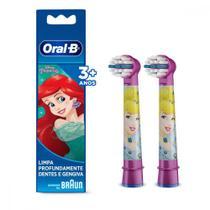 Refil para Escova Elétrica Disney Princess Oral-B 2 Unidades