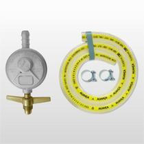 Regulador para Gás 505/01 Aliança com Mangueira de 120cm - Alianca