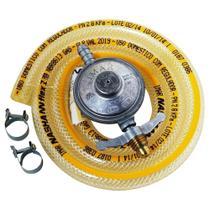 Regulador para Gás Imar 0728/05 Médio 1Kg/H com Mangueira 125cm