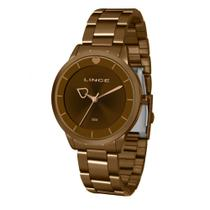 Relógio LINCE LRB4572L N1NX Marrom Analógico