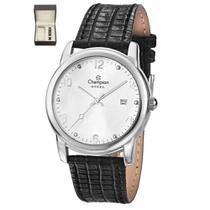 Relógio Masculino CHAMPION CA20447D Parata  - Pulseira Marrom