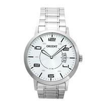 Relógio Masculino ORIENT MBSS1381 S2SX Prateado