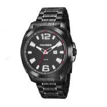 Relógio MONDAINE 83425GPMVPS2 Preto - Mostrador Preto