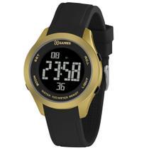 Relógio X-GAMES XMPPD602 PXPX Masculino Dourado e Preto